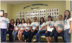 Tucson Youth Development Staff photo in June
