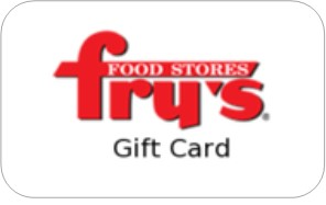 Frys Food Stores gift card